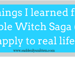 Five things I learned from playing Bubble Witch Saga (that apply to real life)