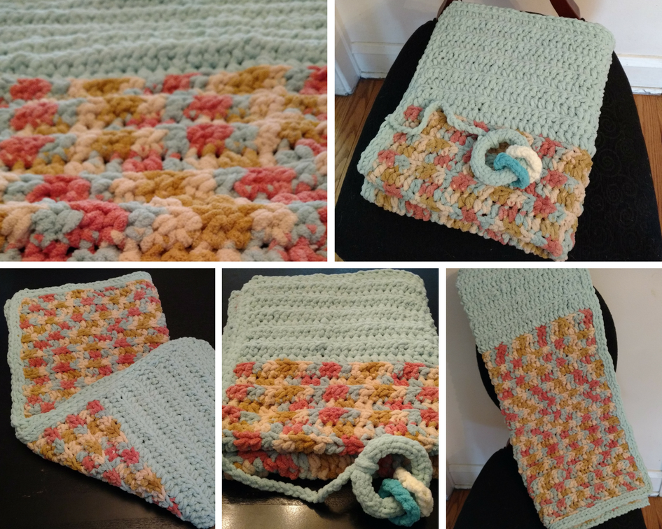Car Seat Baby Blanket