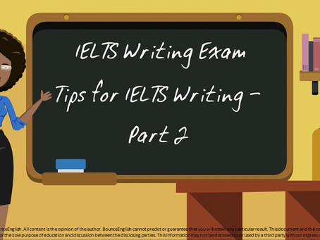 Tips to Manage Your Time on the IELTS Writing Exam!