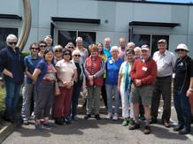 U3A AH group on Recycle Trip.jpg