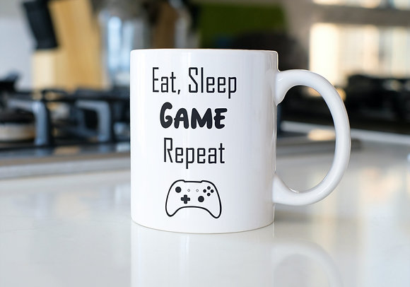 Eat, Sleep Game Repeat