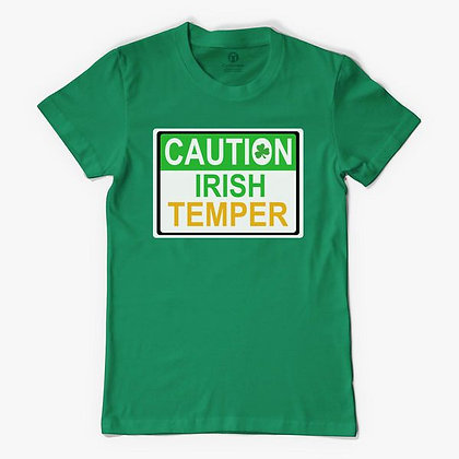 Caution IrishTemper