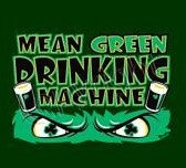 Mean Green Drinking Machine