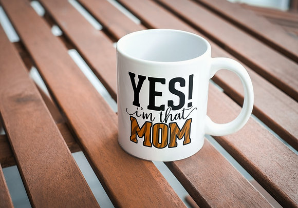 Yes! I'm that MOM