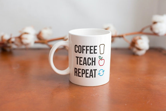 Coffee, Teach, Repeat