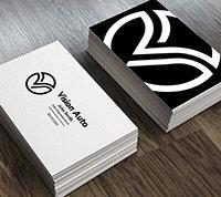14pt Standard Business Cards