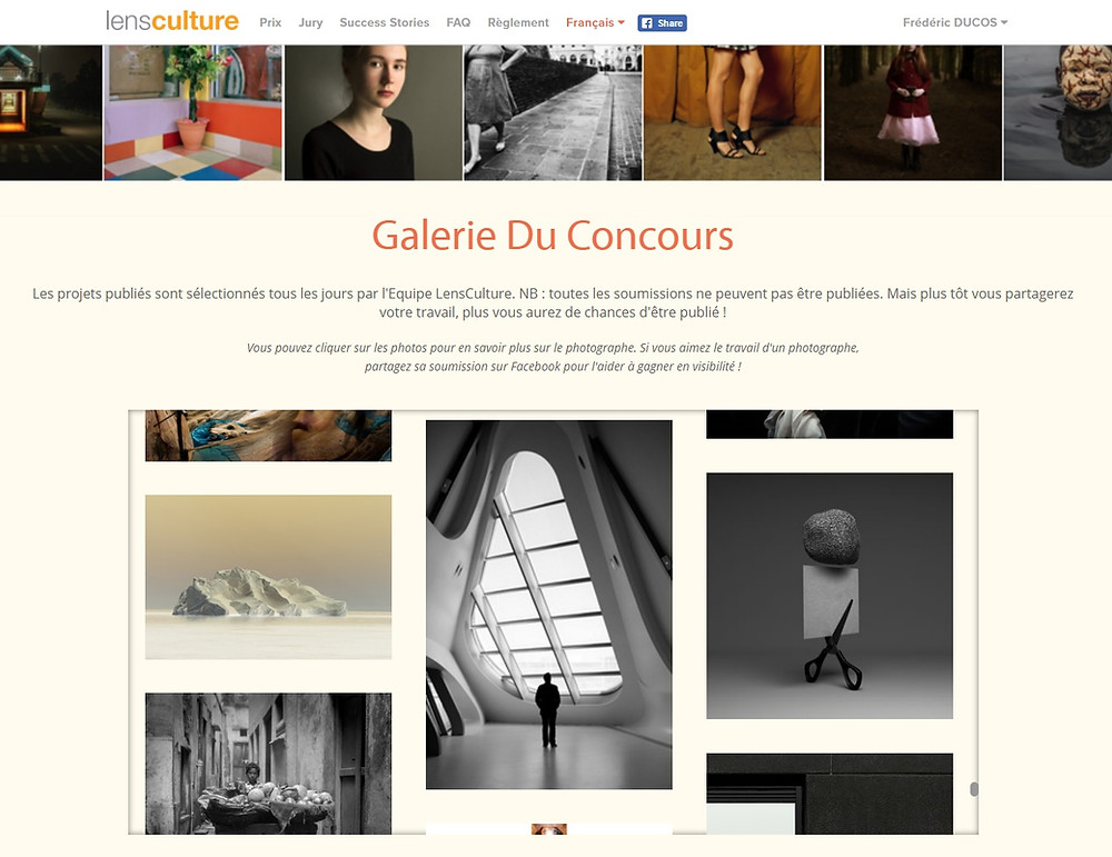 "Photographe d'art ""Modern building"" de Frédéric Ducos"