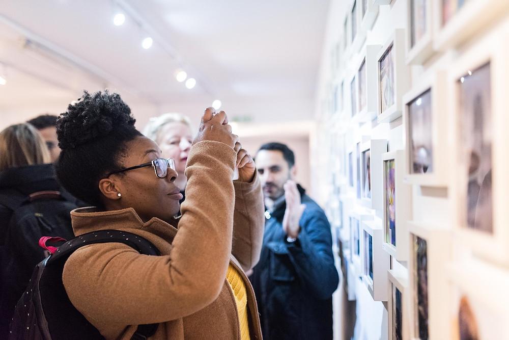 Exposition des photographies d'art de Frédéric Ducos à Londres