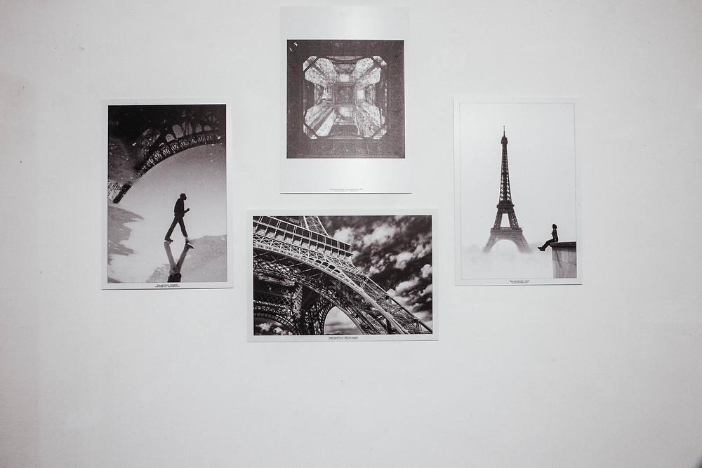 Exposition des photos d'art urbaines de Frédéric Ducos à Cormons, Italie