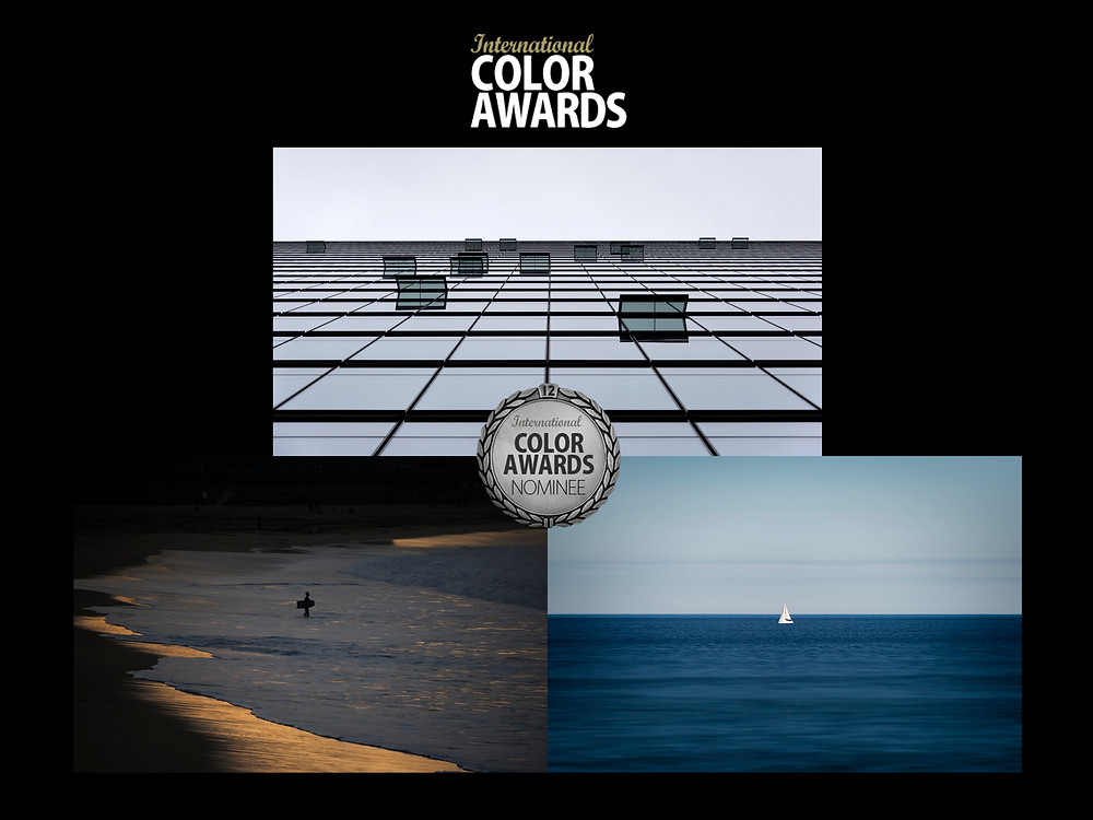 3 nominees at the 12th International color awards.