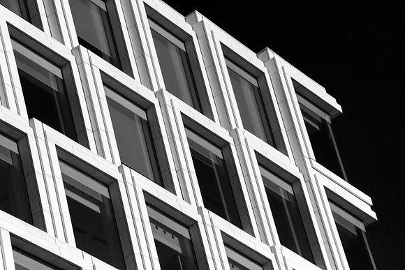 Photographie d'art I Photo d'art I Photo artistique I Oeuvre art I Square windows I Frédéric Ducos I Artiste photographe