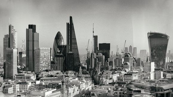 Photographie d'art I Photo d'art I Tableau photo I Tableau art I London skyline I Frédéric Ducos I Artiste photographe I Art