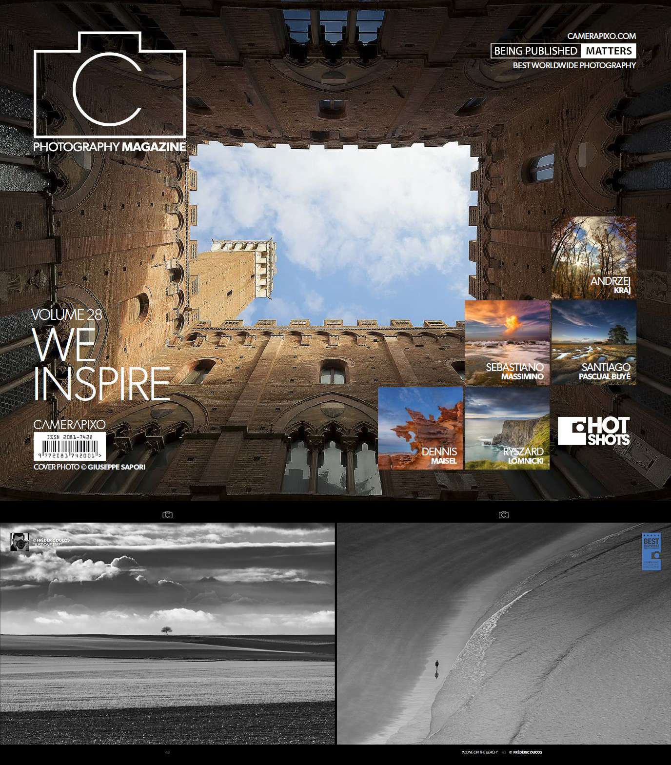 Camerapixo magazine N°28