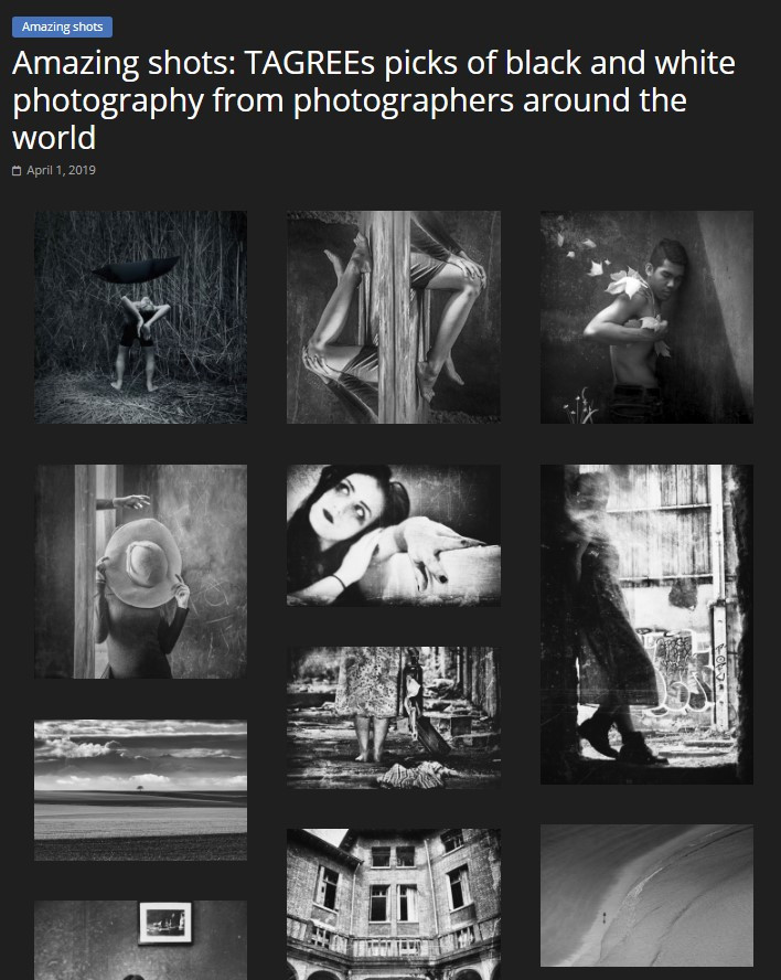 Art pictures of Frederic Ducos photographer on tagree.de
