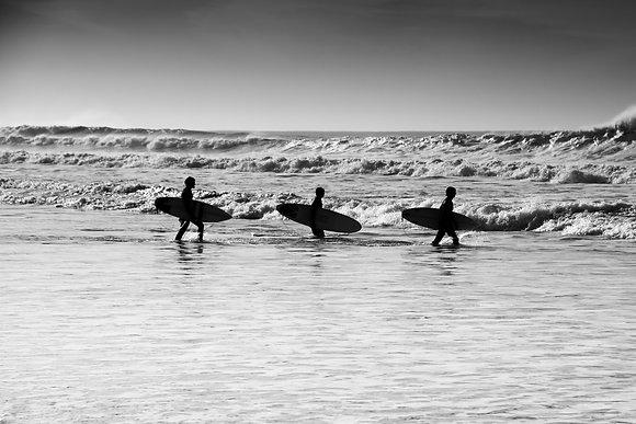 Photographie d'art I Photo d'art I Oeuvre d'art I Surf I Surfers I Frédéric Ducos I Artiste photographe I Art photography