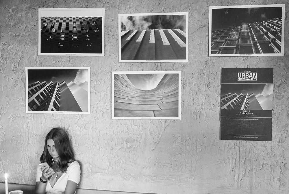 Exposition des photos de Frédéric Ducos en Pologne.
