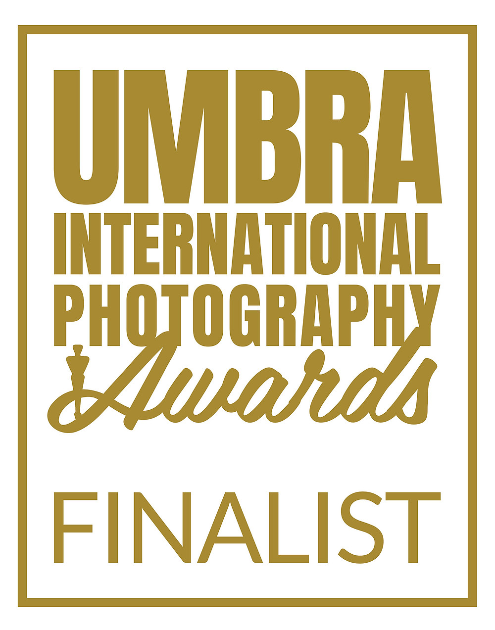 Umbra international photography awards finalist