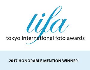 Récompense pour Frédéric Ducos aux Tokyo international foto awards 2017