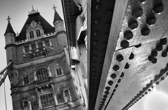 Photographie d'art I Photo d'art I Tableau photo I Oeuvre d'art I Tower bridge at sunset I Frédéric Ducos I Artiste photo