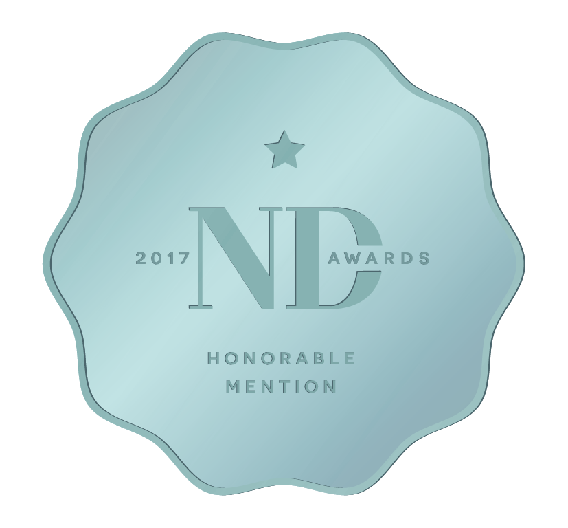 ND Awards honorable mention