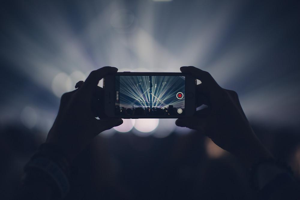 Photo au smartphone