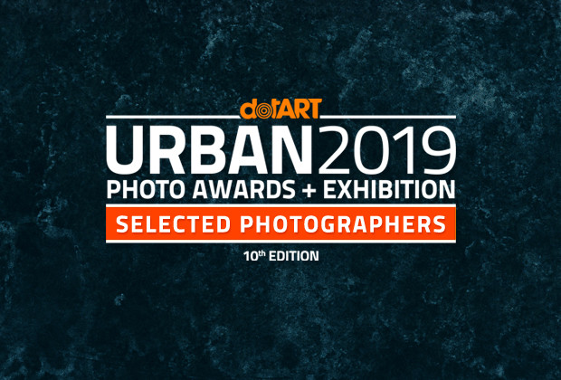 Art photographs of Frédéric Ducos selected by the jury of Urban Photo Awards 2019