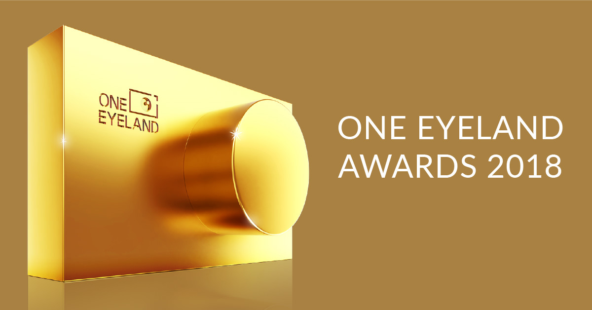 One eyeland awards 2018