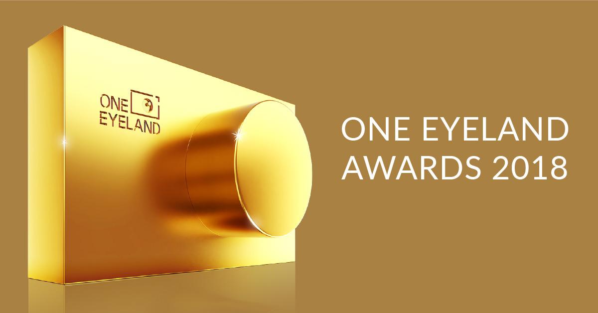One eyeland awards 2018