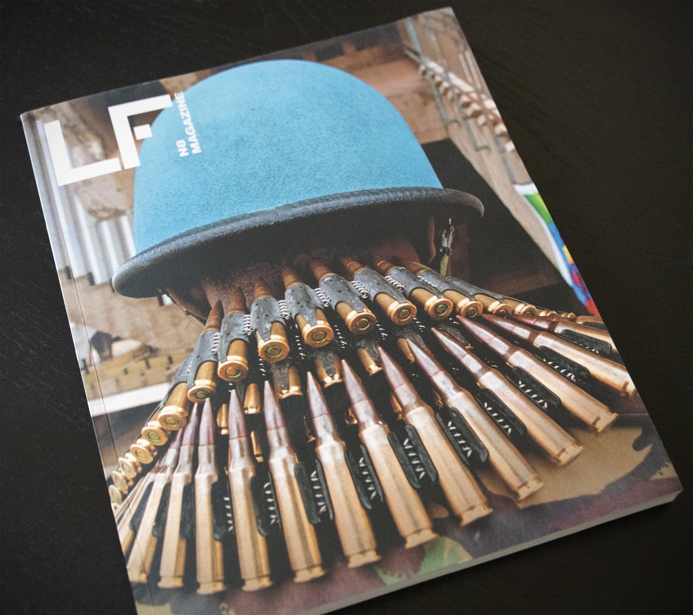 """Revista """"La Fotografia"""" N°8"""