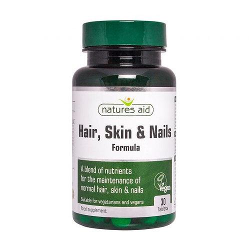 Hair Skin and Nails Formula