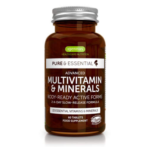Pure & Essential Advanced Multivitamin and Minerals