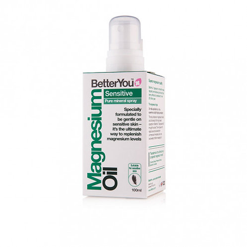 Magnesium Oil Sensitive Spray