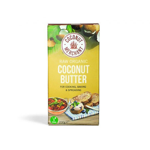 Raw Organic Coconut Butter