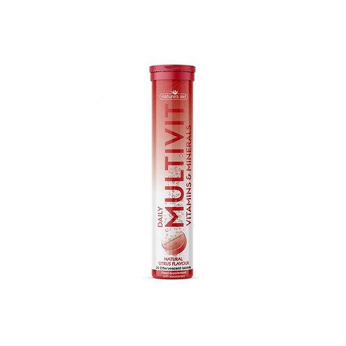 Daily Multi Vitamin Effervescent
