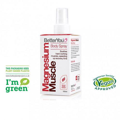 Magnesium Muscle Spray