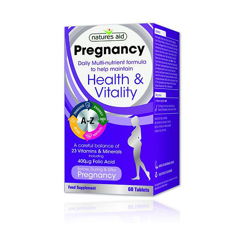 Pregnancy Multivitamins and Minerals