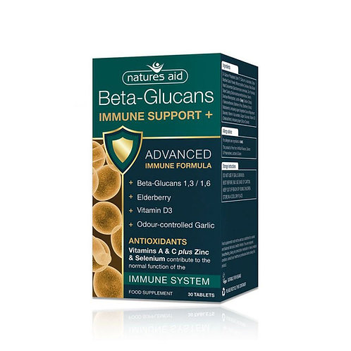 Beta Glucans Immune Support +