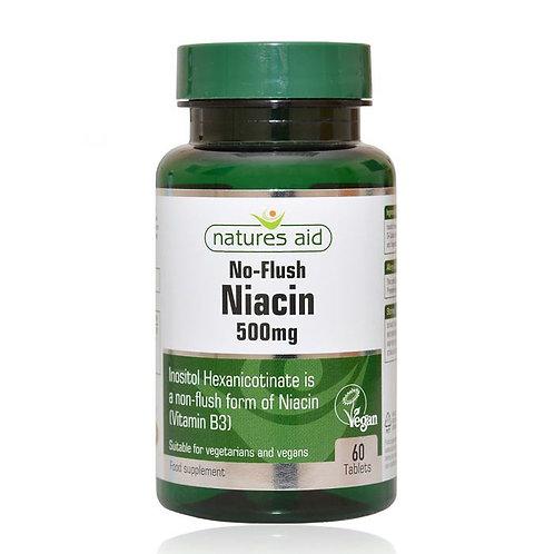 Niacin (No-Flush)