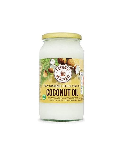 Raw Organic Extra Virgin Coconut Oil