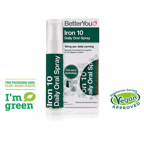 Iron Oral Spray