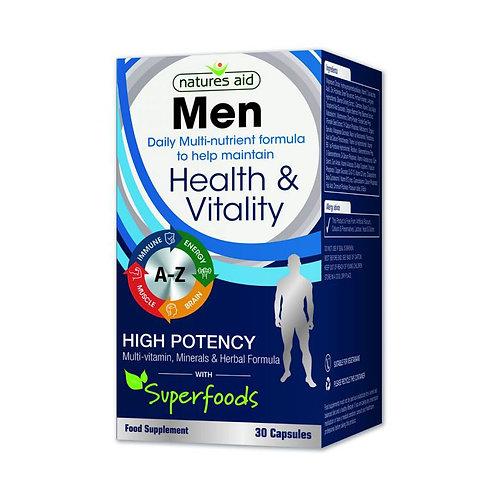 Men Multi-Vitamins & Mineral