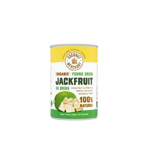 Organic Young Green Jackfruit