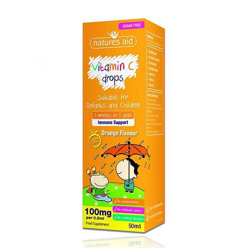 Vitamin C Drops for Infants & Children