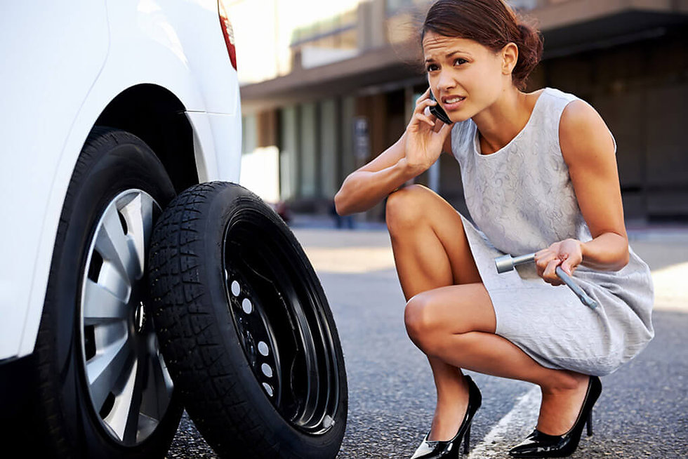 Towing-Wilmington-Flat-tire-repair-or-re