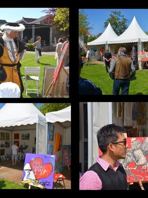 De Nieuwe Hanze Harderwijk Kunstenaarsdorp / The New Hanze Harderwijk Artists Village; 17 May 2014