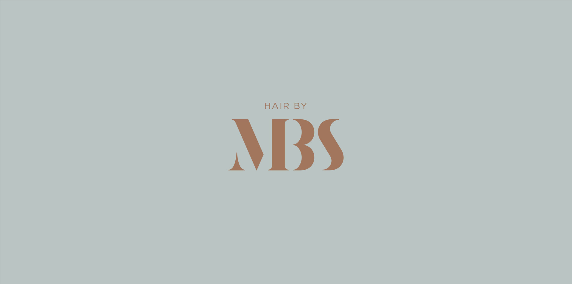 Logo - Hair by MBS