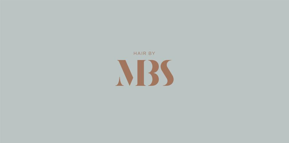 Logo - Hair by MBS