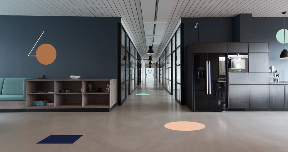 Hillerød Tandlægerne - interior