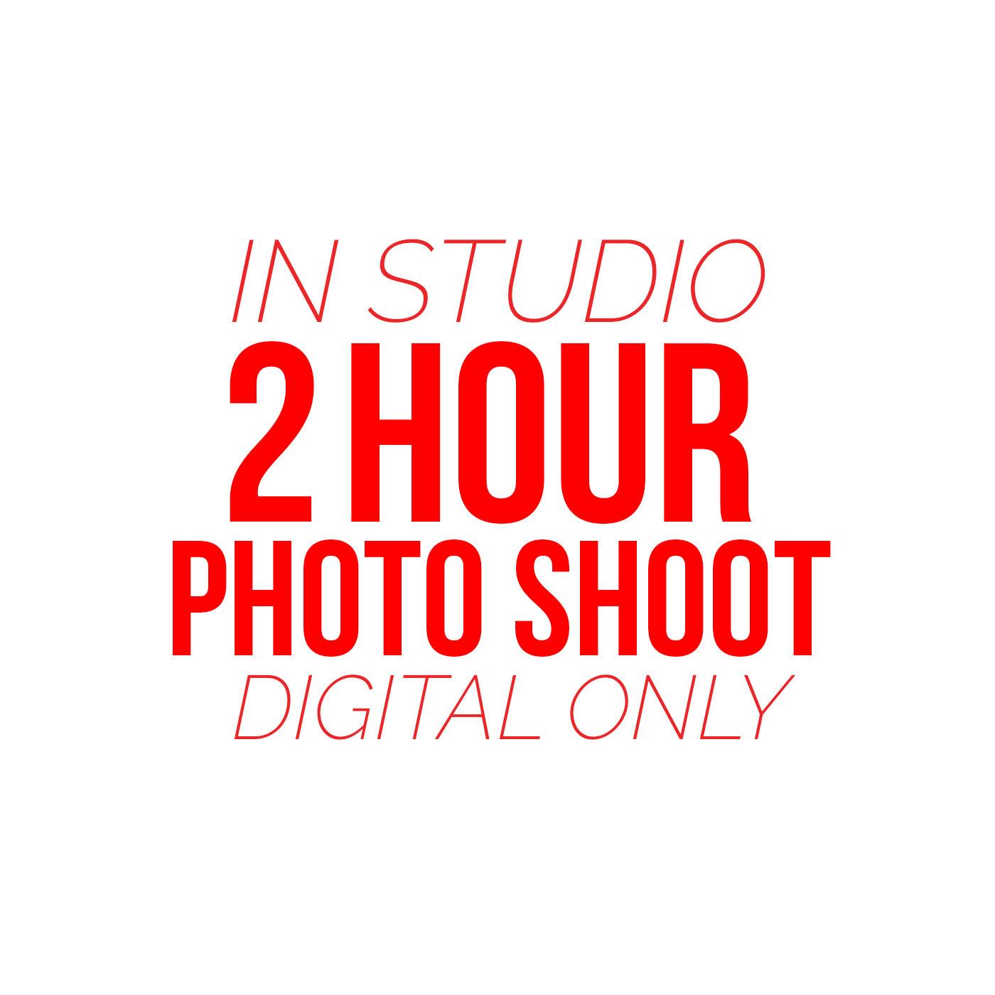 2 Hour Photo Shoot