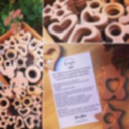 🌳du bois🌳_Des anneaux en bois associés